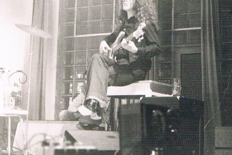 Kalle, Eschhaus-Auftritt 18. März 1977
